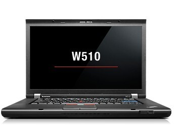 شاخص Lenovo Thinkpad W510/i7